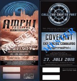 CALL THE SHIP TO PORT 2018 + AMPHI 2018