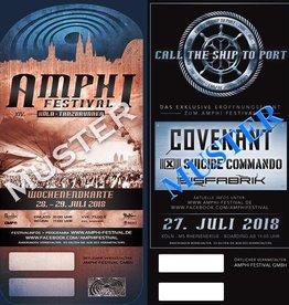 CALL THE SHIP TO PORT 2018 + AMPHI 2018