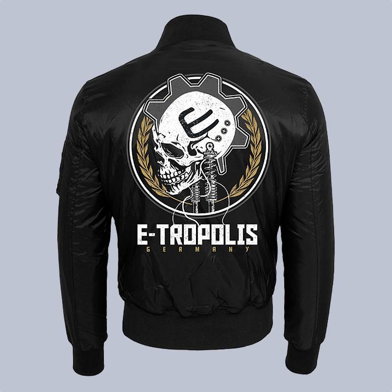 BOMBER JACKET  - E-TROPOLIS FESTIVAL 2018