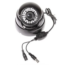 Beveiligingscamera IR Dome Sony 600TVL 2.8-12mm zwart