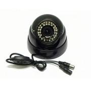 Beveiligingscamera IR Dome Sony 700TVL 2.8-12mm zwart