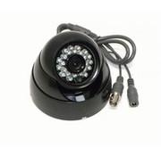 Beveiligingscamera IR Dome-camera-540tvl-zwart