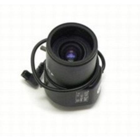 Beveiligingscamera lens 1/3 inch 2.8-12mm auto iris
