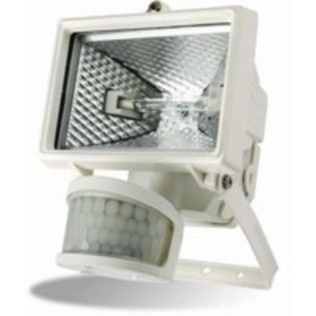 Beveiligingslamp met sensor 500 watt kleur wit
