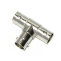 BNC connector 3x female