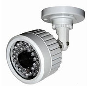 Bullet camera waterdicht met 3.6 mm lens en IR verlichting