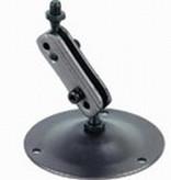 Camerabeugel type 8075B zwart voor wand of plafond montage