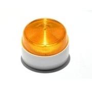 Flitser Elmdene, flitser,1 W., IP65, extra laag model oranje