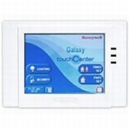 Honeywell Galaxy Galaxy Dimension kleuren TouchCenter met proximity