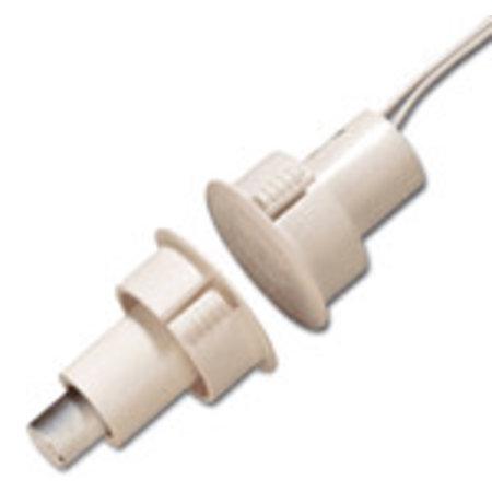 Magneetcontact 1078CW voor metalen deuren