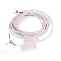 Magneetcontact E70 opbouw wit met weerstanden 1KOhm