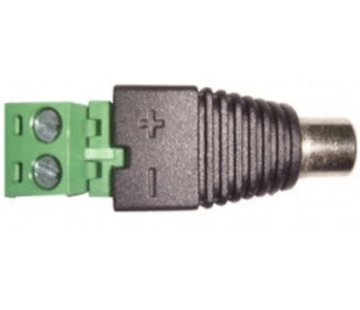Voeding schroef connector female