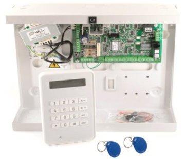 Honeywell Galaxy Alarmsysteem Galaxy G2-20 inclusief MK8 prox Keypad