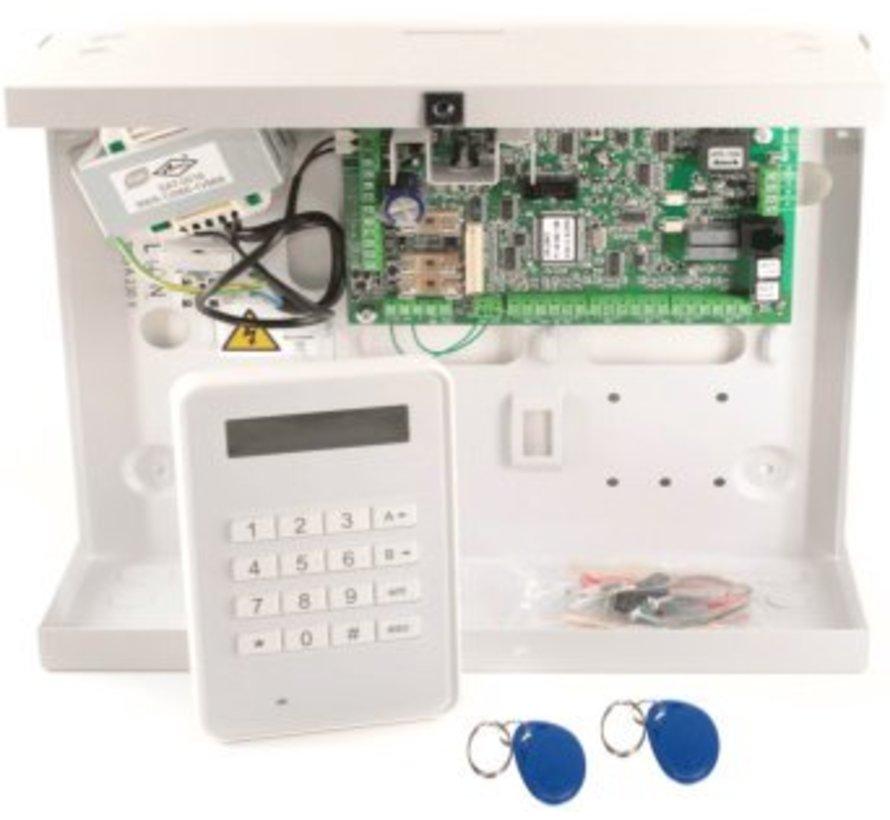 Alarmsysteem Galaxy G2-20 inclusief MK8 prox Keypad
