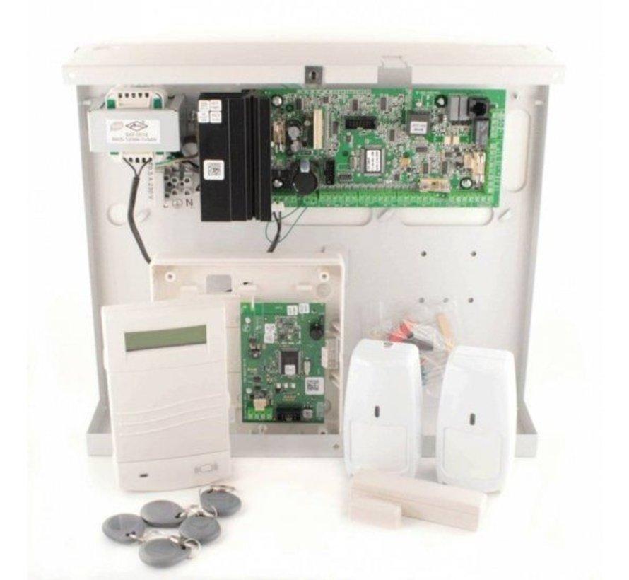 Alarmsysteem Galaxy G2-44+ inclusief MK7 KeyProx draadloos pakket