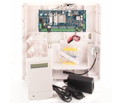 Honeywell Galaxy Galaxy Flex3-20 alarmcentrale Met MK7 bedienpaneel standaard voorzien van 12 bedraden zones