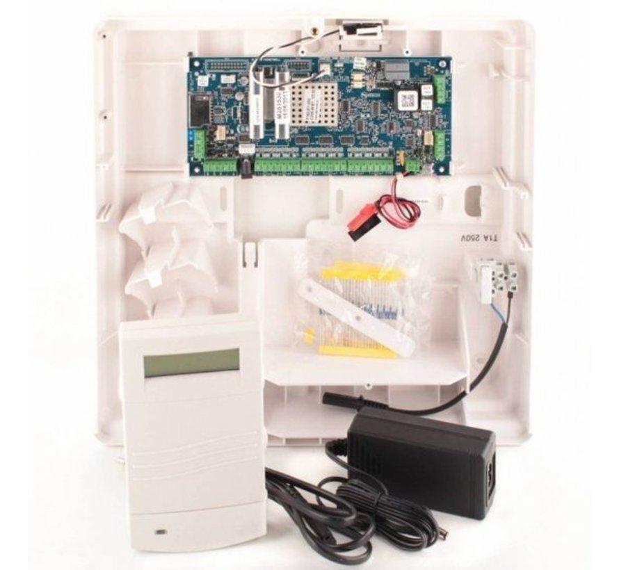 Galaxy Flex3-20 alarmcentrale Met MK7 bedienpaneel standaard voorzien van 12 bedraden zones