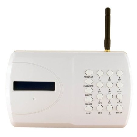 OBS GSM kiezer 6 ingangen 4 uitgangen sms en spraaktekst