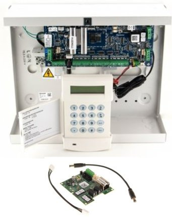 Honeywell Galaxy Alarmsysteem Galaxy Flex3-20 SK met MK7 bedienpaneel en IP module