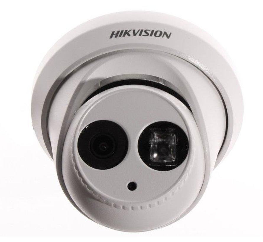 Hikvision DS-2CE56D5T-IT3 2,8 full HD TVI buitencamera met 2,8 mm lens.