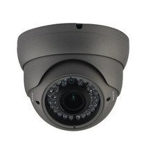 Beveiligingscamera Dome Turbo TVI Full HD 2.8-12mm grijs