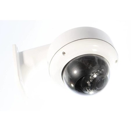 OBS Beveiligingscamera Dome Turbo TVI Full HD 2.8-12mm wit vandaal bestendig