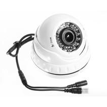 Beveiligingscamera Dome Turbo TVI Full HD 2.8-12mm wit