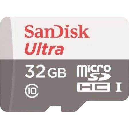 sandisk Micro SD kaart 32GB voor Hikvision IP camera's