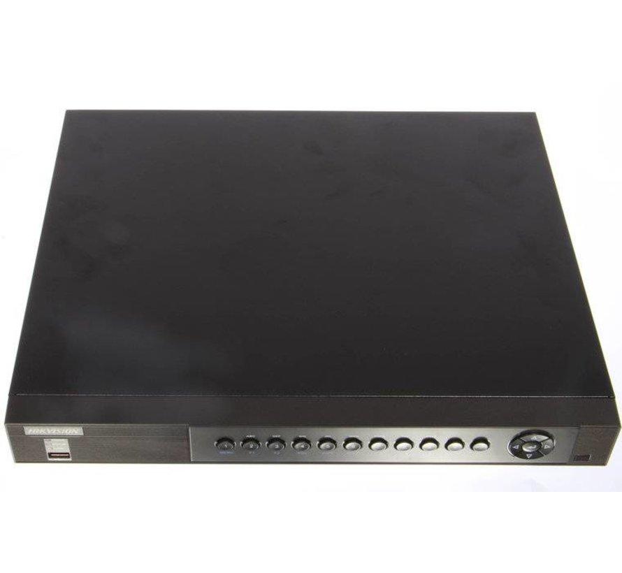 Hikvision DS-7204HUHI-F1/N HD TVI recorder voor 4 HD beveiligingscamera