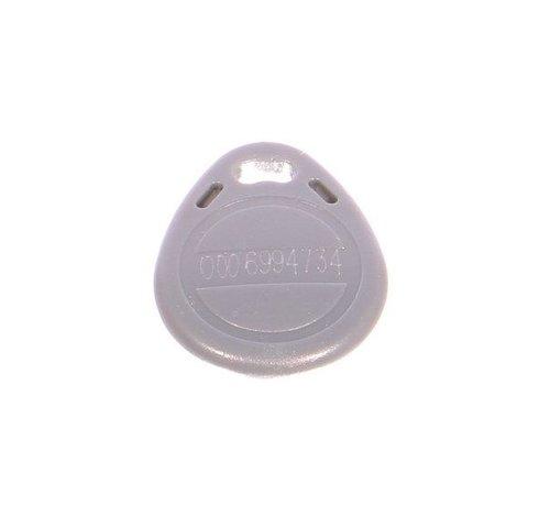 Keytag mini grijs voor mk7 prox en mk8 prox bedienpaneel