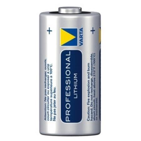 OBS CR123 Lithium batterij voor honeywell draadloze melders.