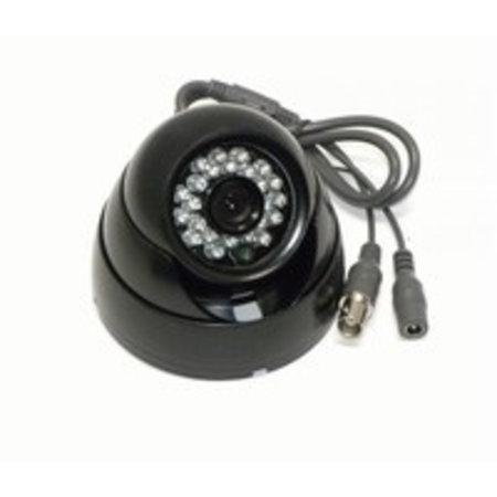 Beveiligingscamera IR Dome camera 540tvl zwart