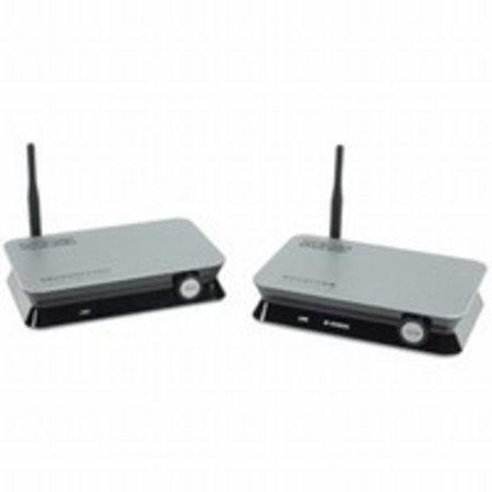Draadloze digitale zender ontvanger voor beveiligingscamera