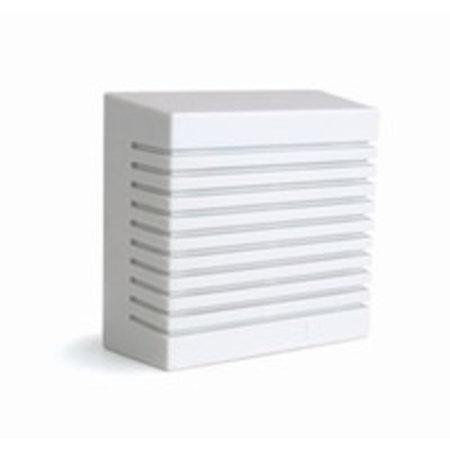 Binnensirene dual tone zonder sabotage kleur wit 103db