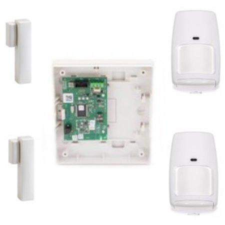 Honeywell draadloos Galaxy RF Starter-kit dual melder