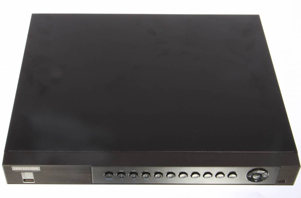 Hikvision recorder DS-7208HUHI-F2/S, 8 kanaals DVR Turbo 3.0