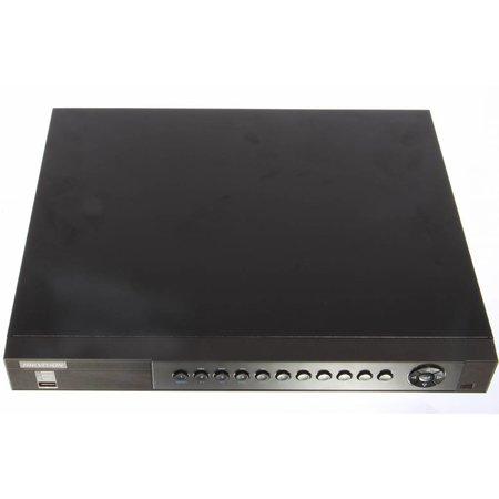 Hikvision Hikvision Tribrid HD recorder DS-7216HUHI-F2/S tot 5MP opname