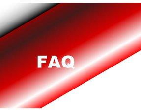 FAQ veelgestelde vragen