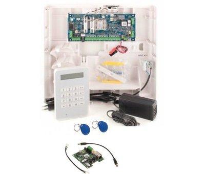 Honeywell Galaxy Alarmsysteem Galaxy Flex3-20 met MK8prox  bedienpaneel en IP module