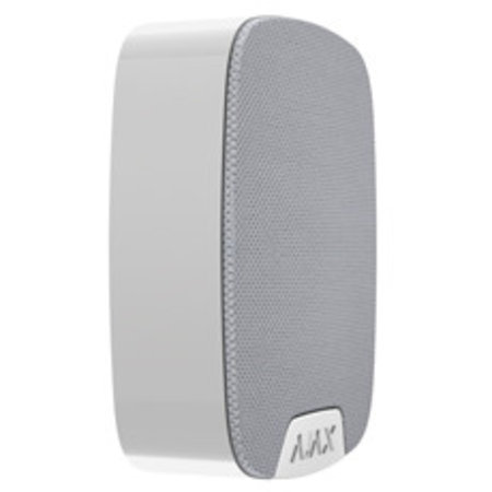 Ajax-systems AJAX draadloze binnensirene kleur wit