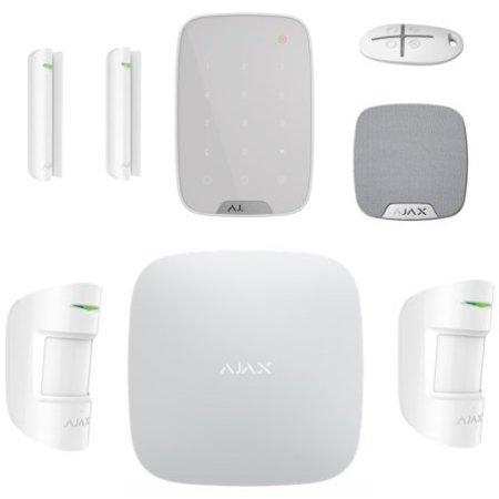 AJAX AJAX Smart alarmsysteem pakket 1 kleur wit