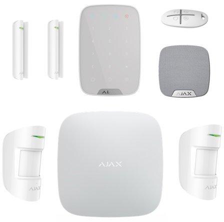 Ajax-systems AJAX Smart alarmsysteem pakket 1 kleur wit