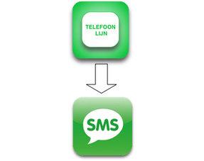 SMSanaloog abonnement per maand