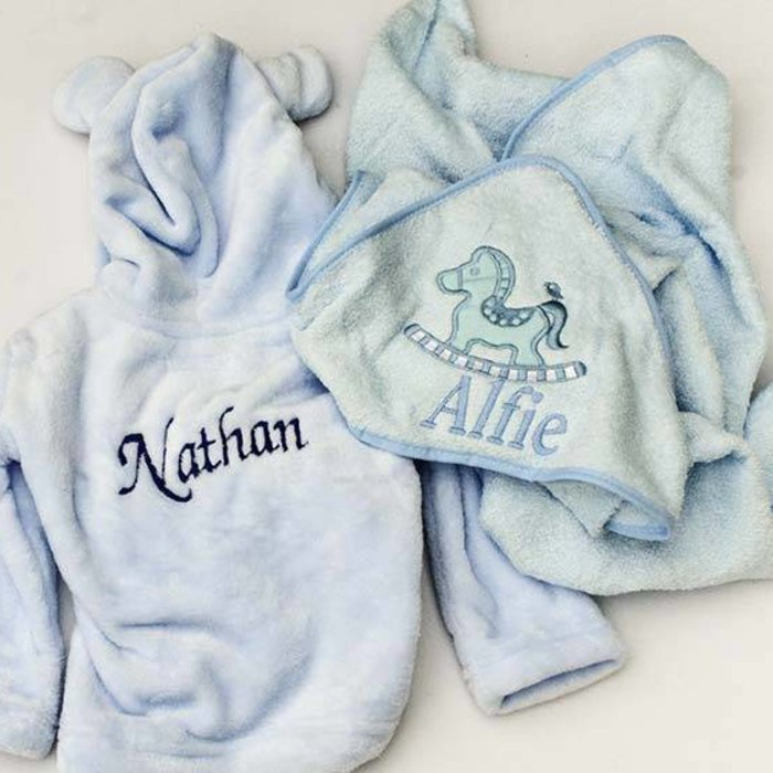 Robes and Towels
