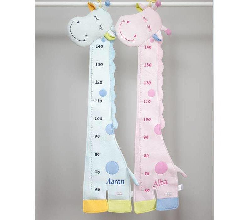 Personalised Giraffe Height Chart