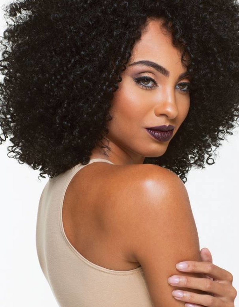 Outre Lacefront Big Beautiful Hair 4a-Kinky