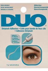 DUO Striplash Adhesive White Clear