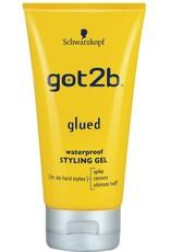 Schwarzkopf Got2b Glued Extreme Freeze Styling Gel