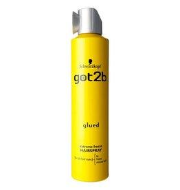 Schwarzkopf Got2b Glued Extreme Freeze Hairspray