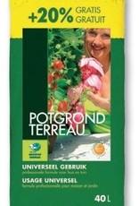 Greenyard Universele Potgrond 40 L+20%